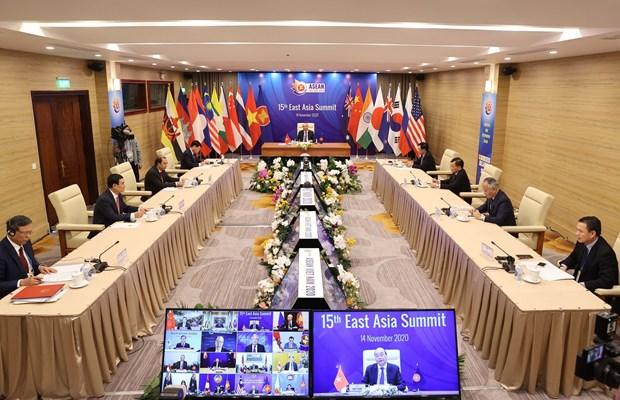 L'ASEAN cohesive et reactive face aux difficultes hinh anh 1