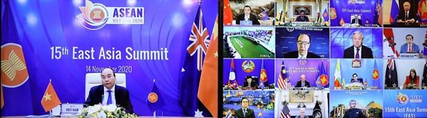 L'ASEAN cohesive et reactive face aux difficultes hinh anh 2