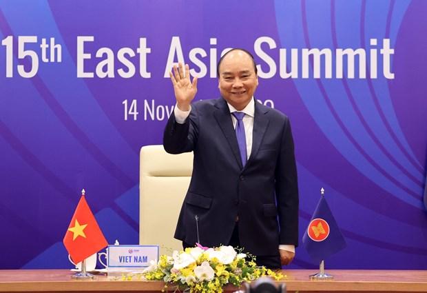 L'ASEAN cohesive et reactive face aux difficultes hinh anh 3