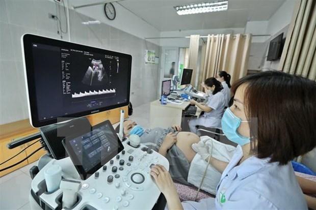 L'UNFPA soutient le Vietnam en equipements de sante reproductive hinh anh 1