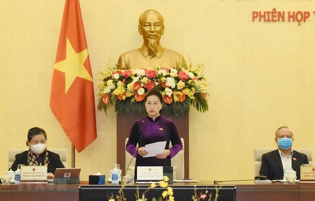 La 52e session du Comite permanent de l'AN aura lieu les 11 et 12 janvier hinh anh 1