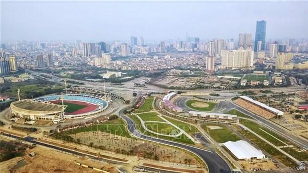 Hanoi achevera la renovation des installations pour SEA Games 31 avant le 30 septembre hinh anh 1