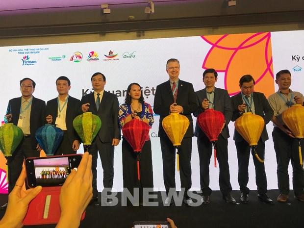 Les merveilles du Vietnam sont exposees en ligne hinh anh 2