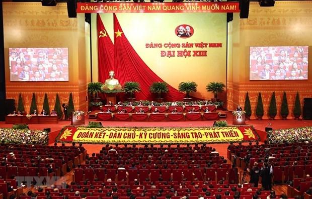 Journal russe: le 13e Congres national du Parti definit l'avenir du Vietnam hinh anh 1