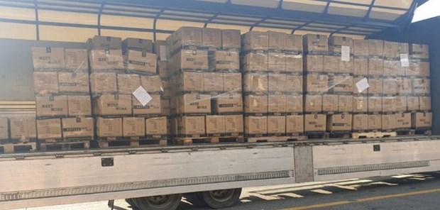 Exportation: les entreprises de Ho Chi Minh-Ville actives des le debut du Nouvel An lunaire hinh anh 1