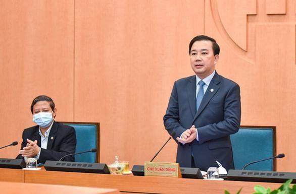 Hanoi: test obligatoire pour tous ceux qui rentrent de Hai Duong hinh anh 1