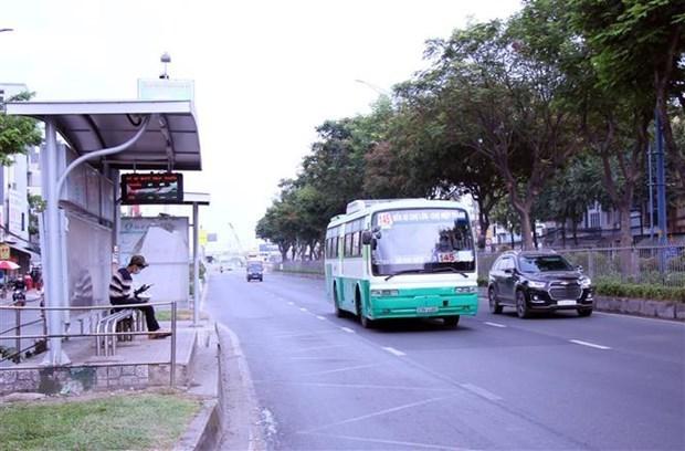 Ho Chi Minh-Ville propose l'utilisation de petits bus hinh anh 1