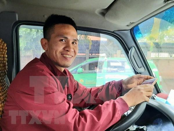 Nguyen Ngoc Manh, le heros qui a sauve un bebe d'une chute mortelle hinh anh 1