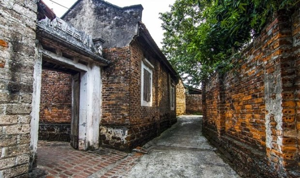 Duong Lam, premier ancien village vietnamien a etre classe relique nationale hinh anh 1