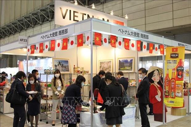 Le Vietnam participe a la Foire internationale Foodex 2021 au Japon hinh anh 1