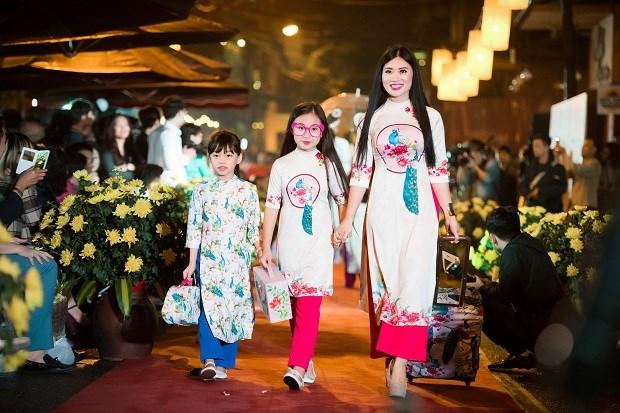 Il est temps d'inscrire l'ao dai sur la Liste du patrimoine culturel de l'humanite hinh anh 1