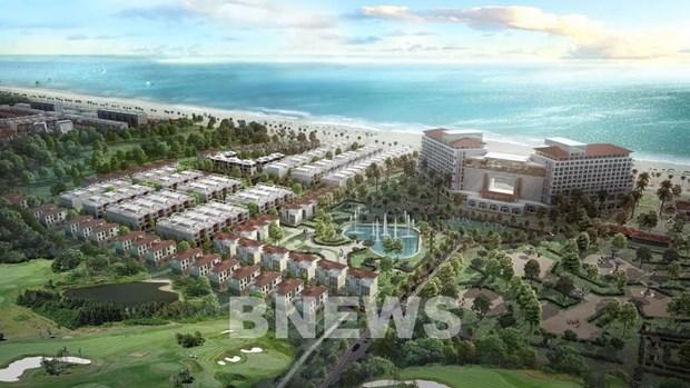 Le groupe FLC prevoit de lancer pres de 20 projets immobiliers en 2021 hinh anh 1