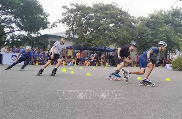 La SFV devient la Federation de patinage et de roller du Vietnam hinh anh 1