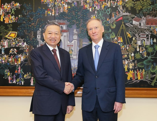 Cooperation Vietnam-Russie pour assurer la securite humaine au milieu du COVID-19 hinh anh 1