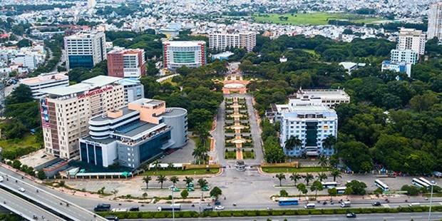 Le parc logiciel Quang Trung sera un modele pilote de transformation numerique hinh anh 1