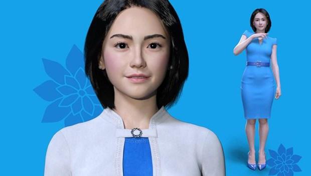 Lancement du premier projet sur l'humain artificiel avec maitrise en langue vietnamienne hinh anh 1