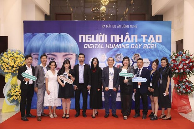 Lancement du premier projet sur l'humain artificiel avec maitrise en langue vietnamienne hinh anh 2