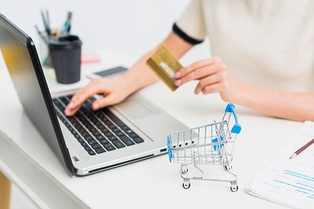 VECOM: l'e-commerce du Vietnam a atteint 13,2 milliards de dollars en 2020 hinh anh 1