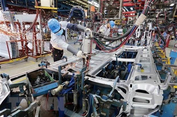 L'economie vietnamienne peut croitre positivement en 2021 hinh anh 1