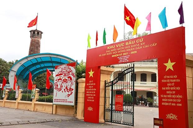 Le Vietnam aura une nouvelle Assemblee nationale repondant aux besoins de developpement du pays hinh anh 2