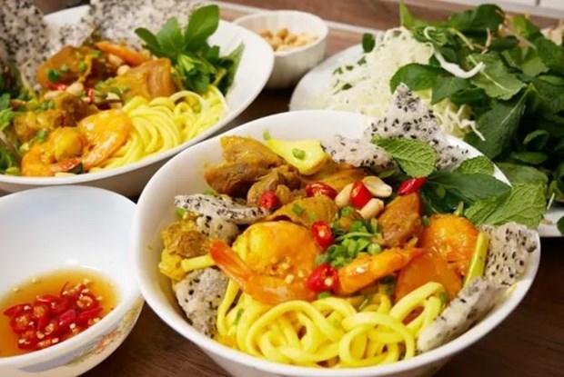 Lancement d'un programme de decouverte de la gastronomie de Da Nang hinh anh 1