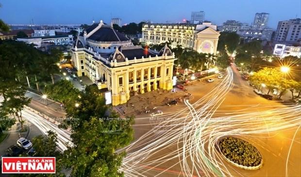 La France coopere avec le Vietnam pour developper les espaces verts a Hanoi hinh anh 3