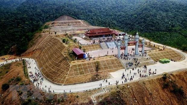 Bac Giang exploite ses potentiels pour le developpement du tourisme hinh anh 2