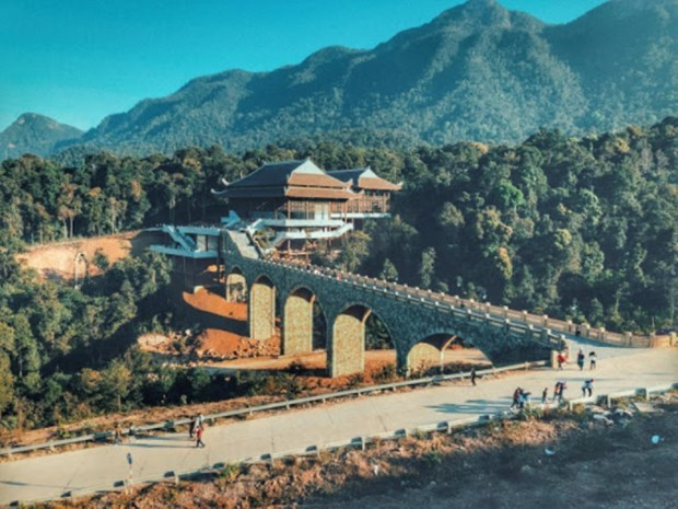 Bac Giang exploite ses potentiels pour le developpement du tourisme hinh anh 1