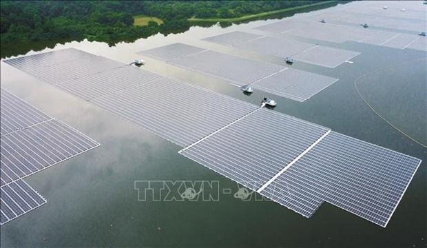 Le Laos va construire la plus grande centrale hydro-solaires au monde hinh anh 1