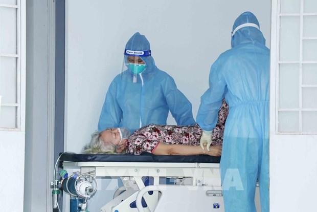 Ho Chi Minh-Ville cree un hopital pour traiter les cas graves de COVID-19 hinh anh 1