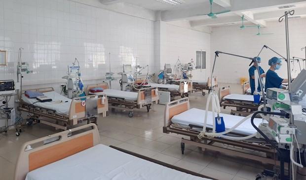 Hanoi prepare 5.000 lits pour les patients de COVID-19 hinh anh 2