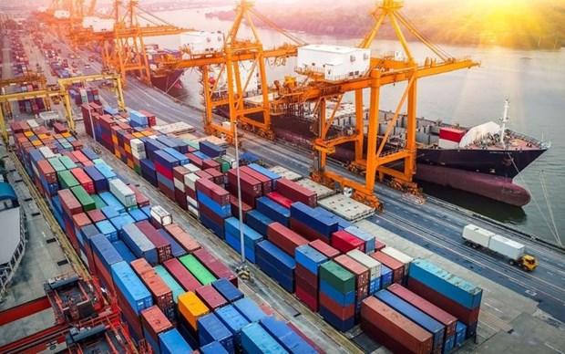 Les exportations nationales progressent de 25,5% en sept mois  hinh anh 1
