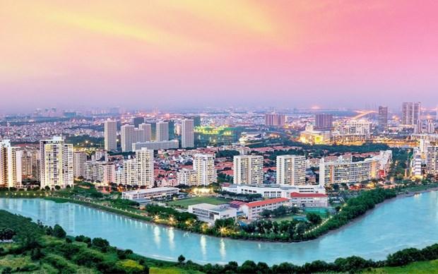 Les entreprises de Singapour augmentent leurs investissements dans le secteur immobilier au Vietnam hinh anh 1