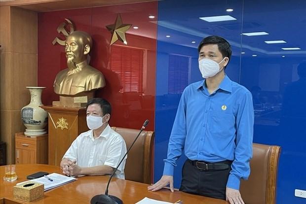 La CGTV vient en aide aux travailleurs dans la lutte anti-COVID-19 hinh anh 1