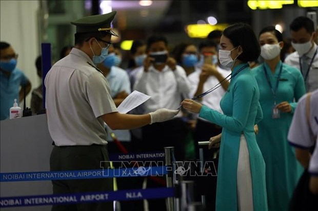 Seuls les pilotes et les agents de bord vaccines seront autorises a voler hinh anh 1