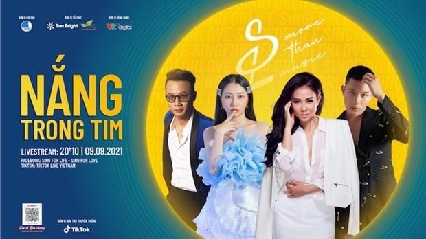 Hanoi va sortir huit chansons pour encourager la lutte anti-epidemique hinh anh 2