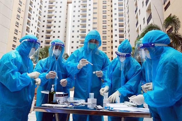 Ho Chi Minh-Ville : plan de lutte et de controle de l'epidemie de COVID-19 apres le 15 septembre hinh anh 1
