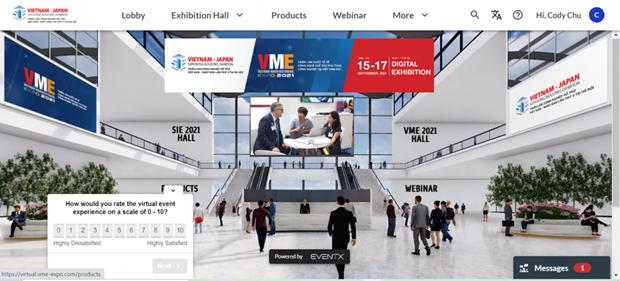Ouverture de deux expositions sur l'industrie auxiliaires hinh anh 1