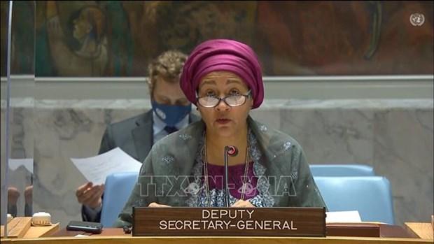 Le Vietnam appelle la Somalie a creer des conditions pour les femmes dans le processus politique hinh anh 1
