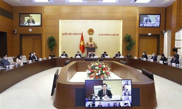 Le president de l'AN: continuer a faciliter les investissements et les affaires au Vietnam hinh anh 1
