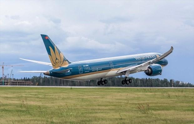 Vietnam Airlines reprend 14 lignes interieures a partir du 10 octobre 2021 hinh anh 1