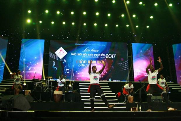 Da Nang va organiser un festival artistique pour les etrangers hinh anh 1