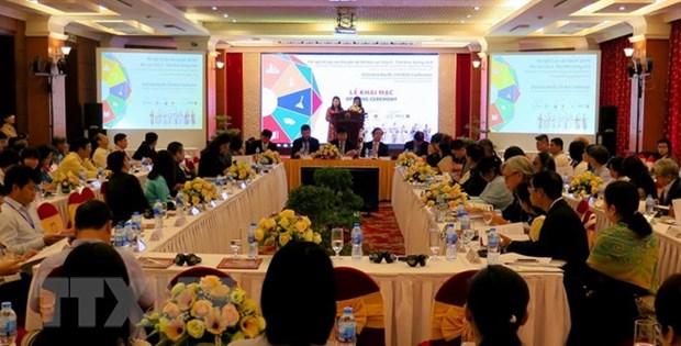 Cloture de la conference des patrimoines culturels immateriels en Asie-Pacifique 2018 hinh anh 1