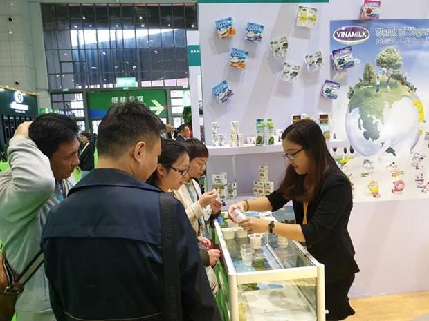 Les produits laitiers Vinamilk a la conquete du marche chinois hinh anh 1
