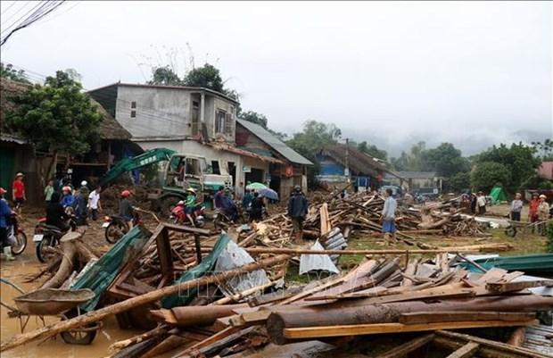 Climat : le Vietnam etudie des experiences japonaises hinh anh 1