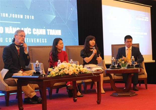 Forum sur l'integration economique internationale a Ho Chi Minh-Ville hinh anh 1