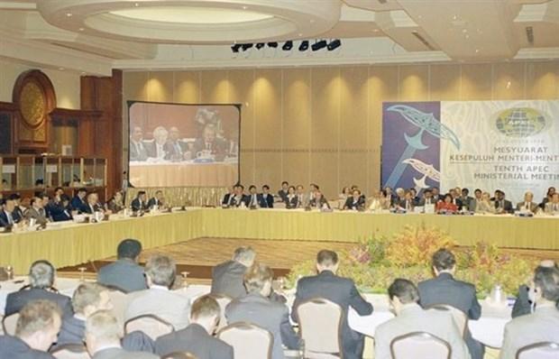 L'adhesion a l'APEC a grandement profite au Vietnam hinh anh 1