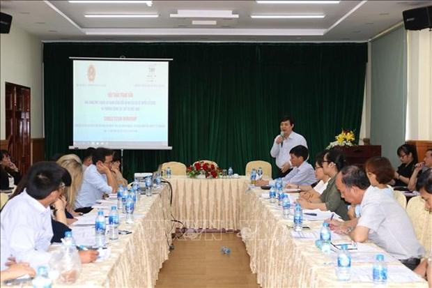 Le Vietnam etudie la possibilite d'adherer a la Convention No 98 de l'OIT hinh anh 1