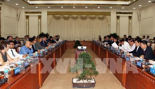 Ho Chi Minh-Ville et les Etats-Unis veulent renforcer leur cooperation hinh anh 1