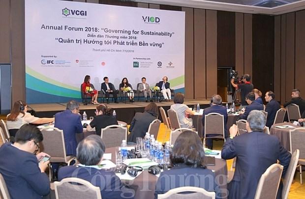 Le Vietnam s'interesse a la gouvernance pour la durabilite hinh anh 1